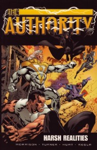 The Authority: Harsh Realities 2004 #1
