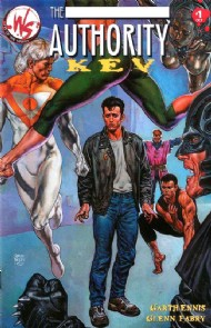 The Authority: Kev 2002 #1