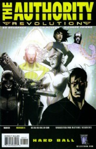The Authority: Revolution 2004 - 2005 #4
