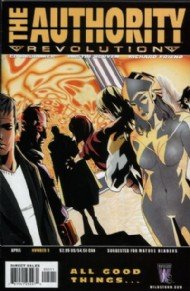 The Authority: Revolution 2004 - 2005 #5