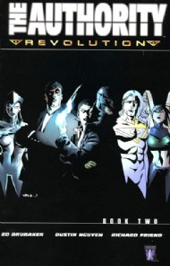The Authority: Revolution 2004 - 2005 #2