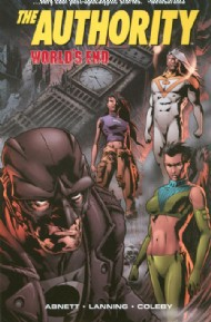 The Authority: World's End 2009 #1