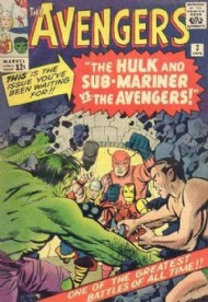 The Avengers (1st Series) 1963 - 2004 #3