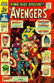 The Avengers (1st Series) Annual 1967 - 1994 #1