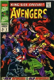 The Avengers (1st Series) Annual 1967 - 1994 #2
