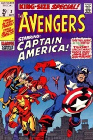 The Avengers (1st Series) Annual 1967 - 1994 #3