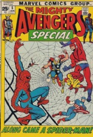 The Avengers (1st Series) Annual 1967 - 1994 #5
