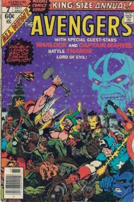The Avengers (1st Series) Annual #7