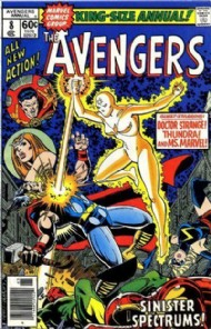 The Avengers (1st Series) Annual 1967 - 1994 #8