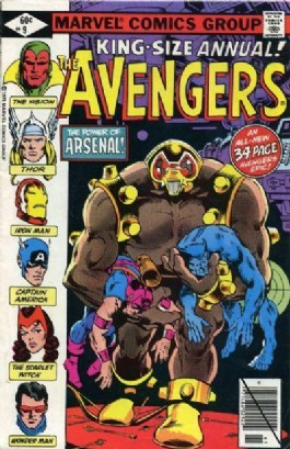 The Avengers (1st Series) Annual #9