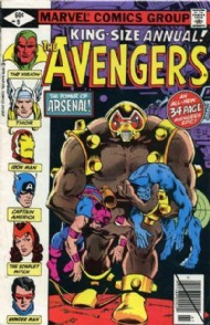 The Avengers (1st Series) Annual 1967 - 1994 #9