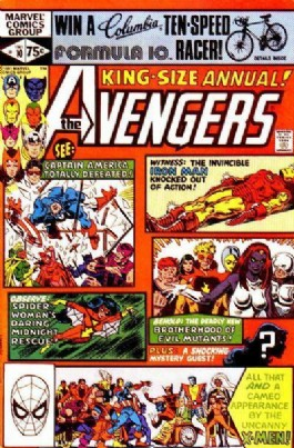 The Avengers (1st Series) Annual #10