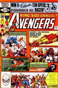 The Avengers (1st Series) Annual 1967 - 1994 #10