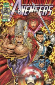 The Avengers (2nd Series) 1996 - 1997 #1