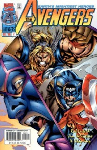 The Avengers (2nd Series) 1996 - 1997 #2