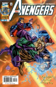 The Avengers (2nd Series) 1996 - 1997 #3