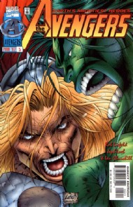 The Avengers (2nd Series) 1996 - 1997 #5