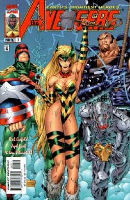 The Avengers (2nd Series) #7