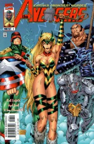 The Avengers (2nd Series) 1996 - 1997 #7
