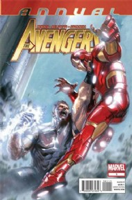 The Avengers (2nd Series) Annual 2012 #1