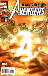The Avengers (3rd Series) 1999 - 2004 #1