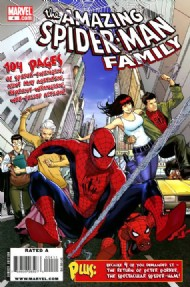 Amazing Spider-Man Family  #4