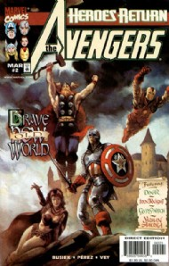 The Avengers (3rd Series) 1999 - 2004 #2