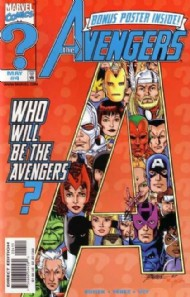 The Avengers (3rd Series) 1999 - 2004 #4