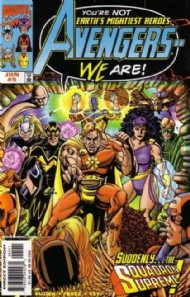 The Avengers (3rd Series) 1999 - 2004 #5