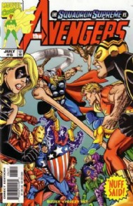 The Avengers (3rd Series) 1999 - 2004 #6