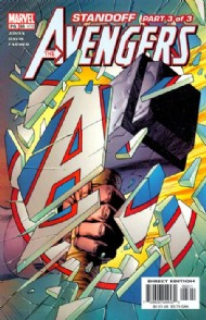 The Avengers (3rd Series) 1999 - 2004 #63