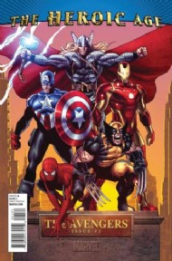 The Avengers (4th Series) 2010 - 2013 #1