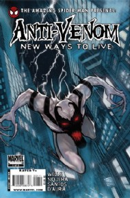 Amazing Spider-Man Presents: Anti-Venom - New Ways to Live 2010 #1