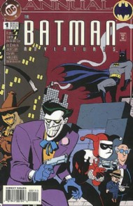The Batman Adventures Annual 1994 #1