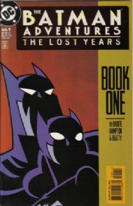 The Batman Adventures: the Lost Years 1998 #1