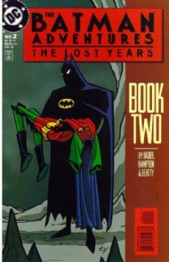 The Batman Adventures: the Lost Years 1998 #2