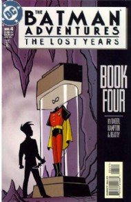 The Batman Adventures: the Lost Years 1998 #4