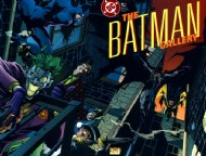 The Batman Gallery 1992 #1