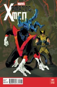 Amazing X-Men (2nd Series) 2014 #1