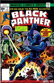 The Black Panther (Series 1) 1977 - 1979 #1