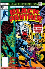 The Black Panther (Series 1) 1977 - 1979 #2
