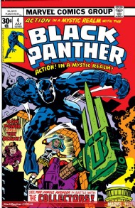 The Black Panther (Series 1) 1977 - 1979 #3