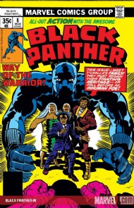 The Black Panther (Series 1) 1977 - 1979 #7