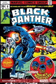 The Black Panther (Series 1) 1977 - 1979 #8