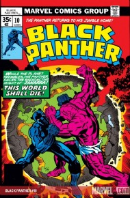 The Black Panther (Series 1) 1977 - 1979 #9