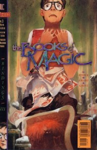 The Books of Magic 1993 #3