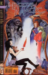 The Books of Magic 1993 #4