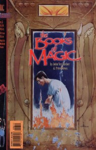 The Books of Magic 1993 #6