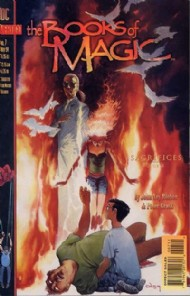 The Books of Magic 1993 #7