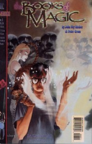 The Books of Magic 1993 #8